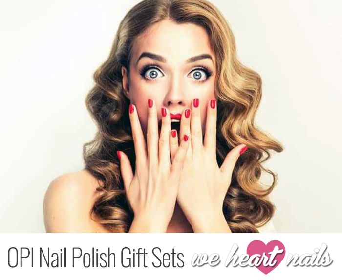 Best Opi Nail Polish Gift Sets The Perfect Gifts Revealed
