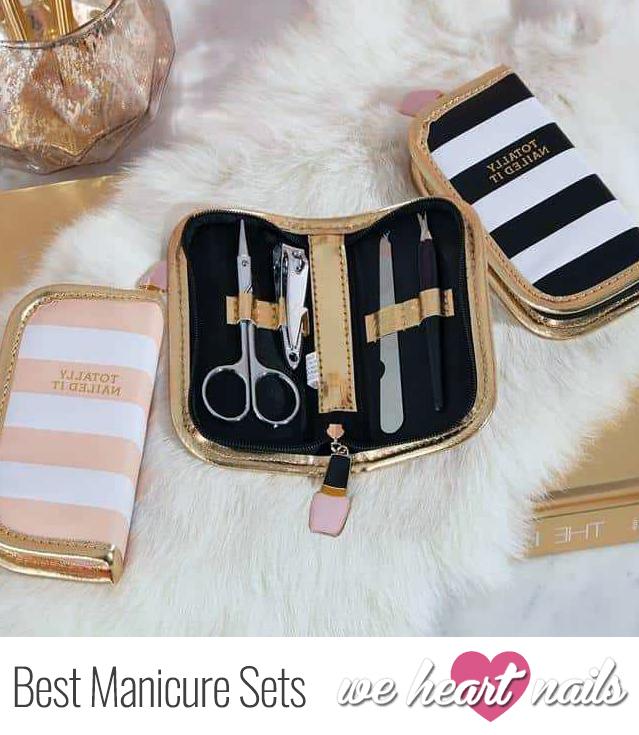 Top 5 Best Manicure Sets