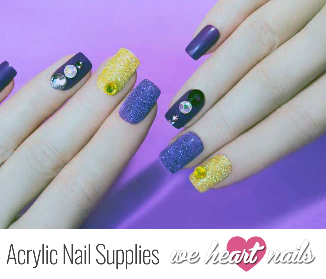 Acrylic Nail Supplies