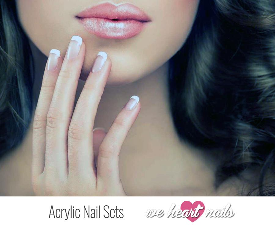 Acrylic Nail Sets