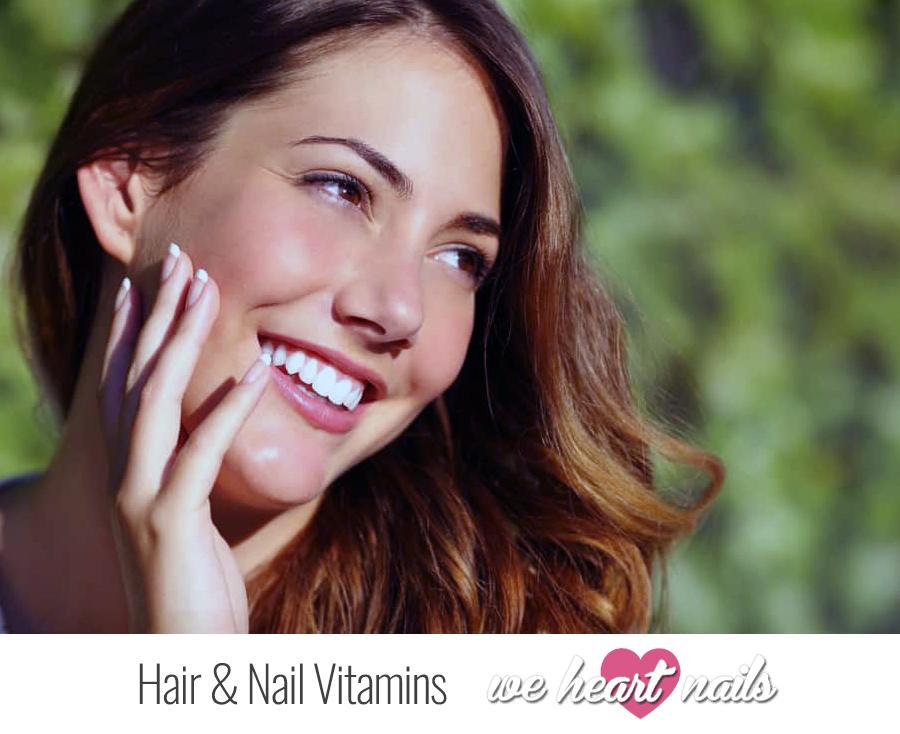 Hair & Nail Vitamins