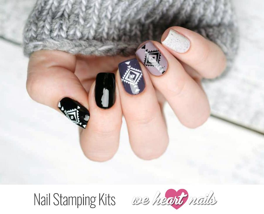 Nail Stamping Kits