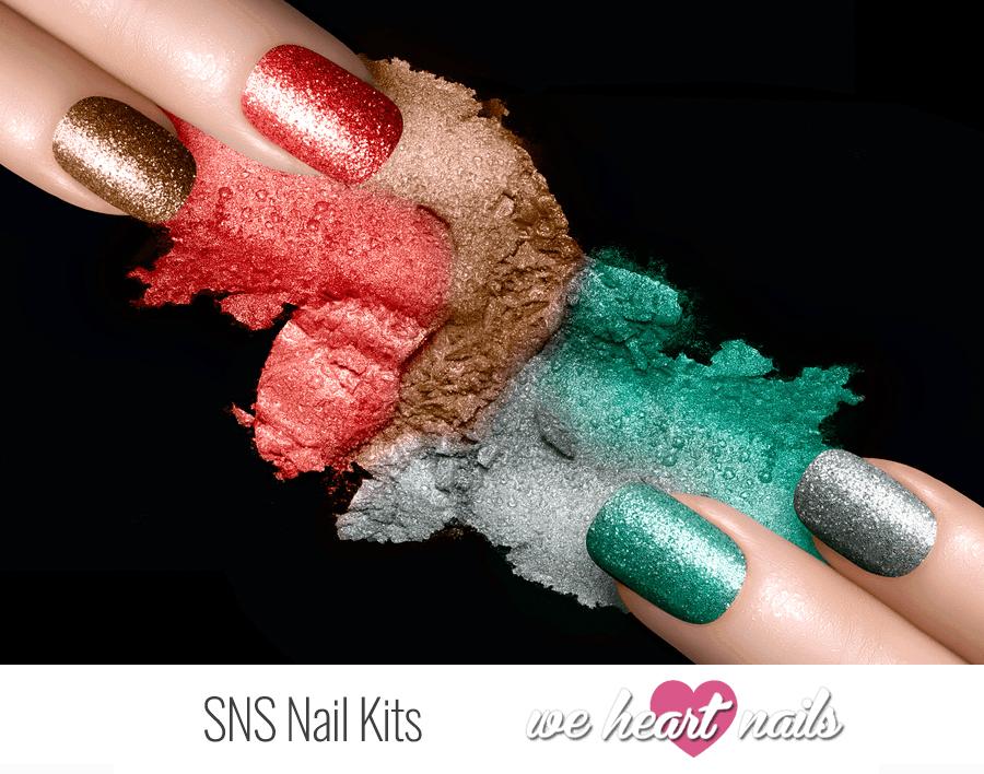 SNS Nail Kits