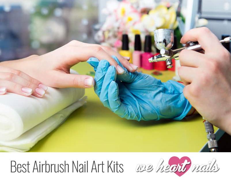 Airbrush Nail Art Kits