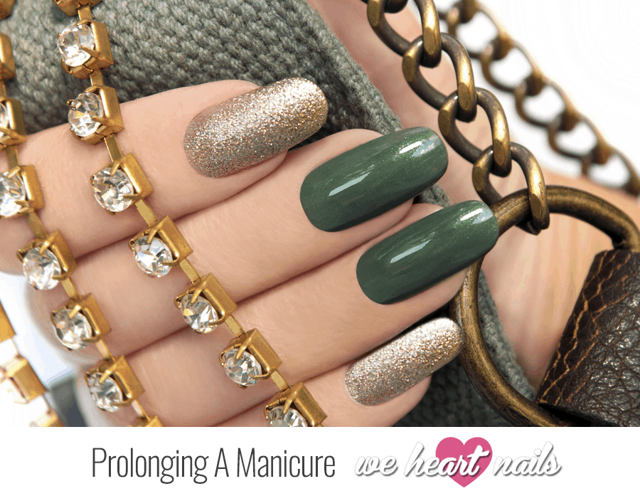 Prolonging Your Manicure