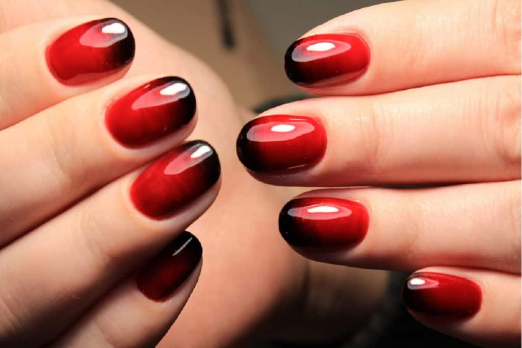 The Shocking Power of Change – Nail Polish Color Change, that is!