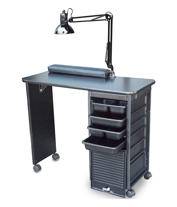 Manicure tables for sale the ultimate 2018 review guide for Nail salon table